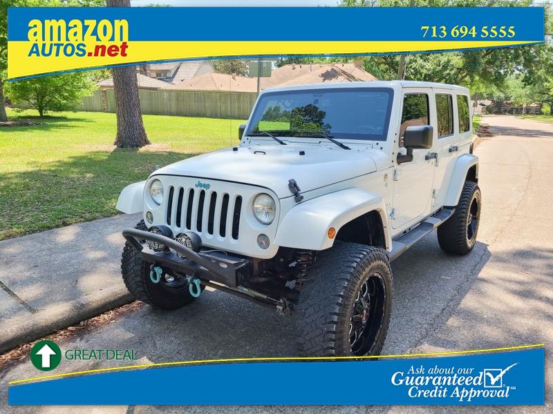 Jeep Wrangler Unlimited 2014 price $32,888