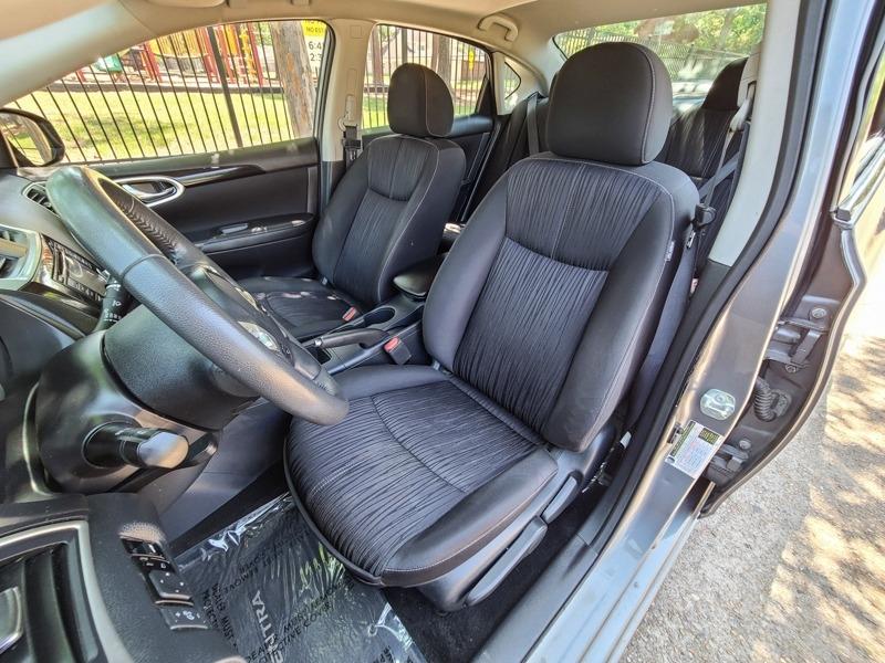 Nissan Sentra 2017 price $10,888