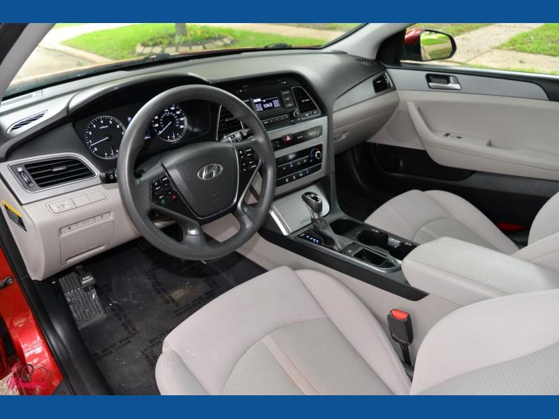 Hyundai Sonata 2017 price $15,488