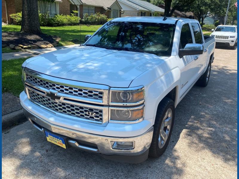 Chevrolet Silverado 1500 2014 price $23,888