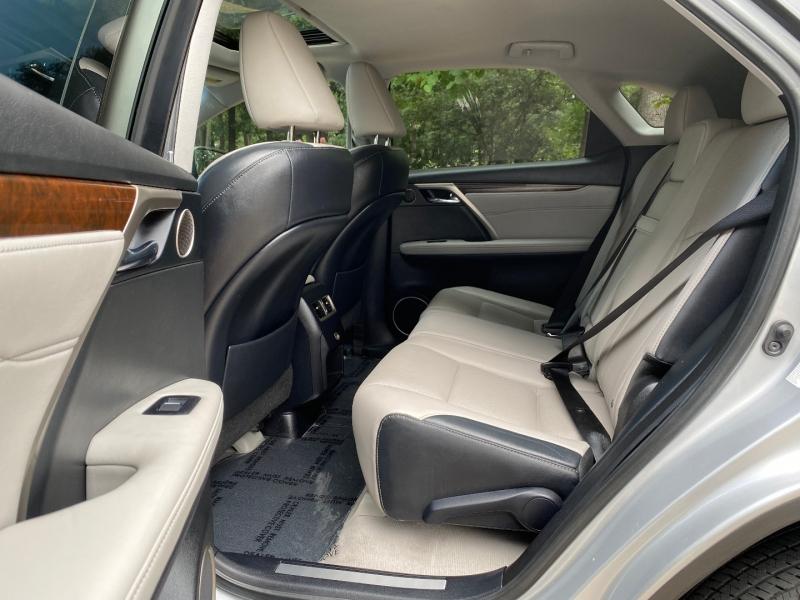 Lexus RX 350 2017 price $38,888