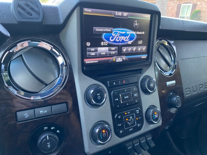 Ford Super Duty F-250 SRW 2015 price $0