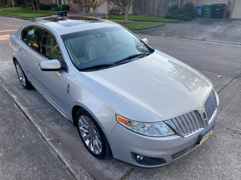 Lincoln MKS 2009 price $9,888