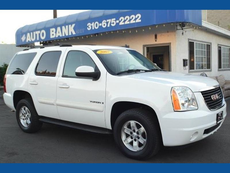 GMC Yukon 2007 price $13,995