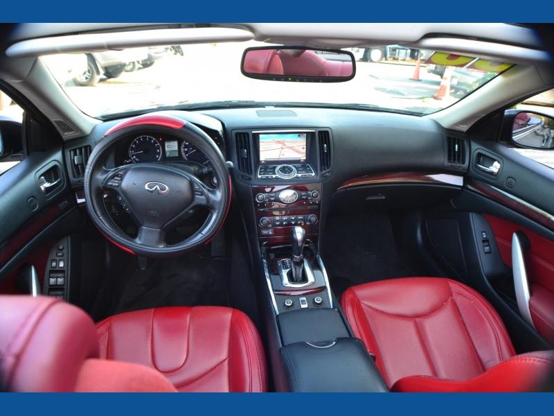 Infiniti G 37C 2010 price $14,995