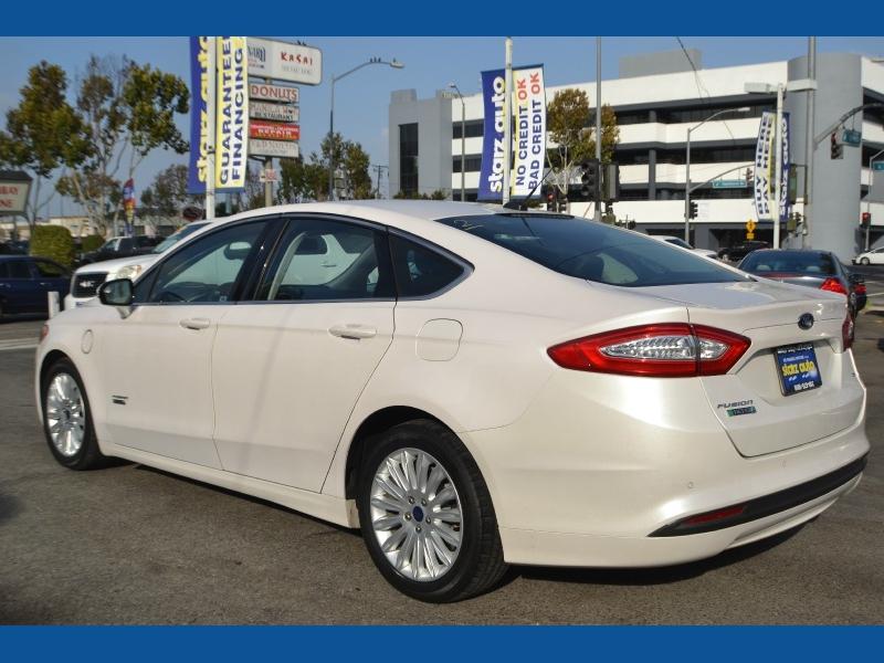 Ford Fusion Energi 2016 price $17,995
