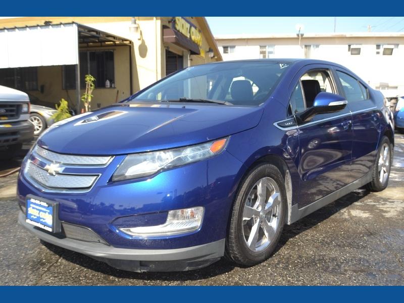Chevrolet Volt 2012 price $11,995