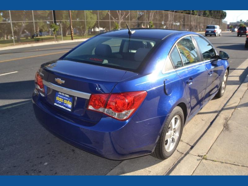 Chevrolet Cruze 2013 price $5,995