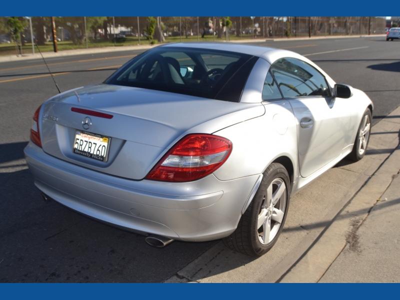 Mercedes-Benz SLK-Class 2006 price $8,995