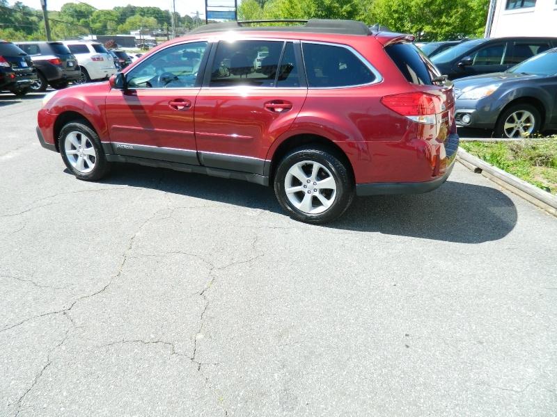Subaru Outback 2014 price $12,495