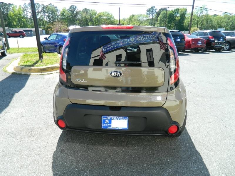 Kia Soul 2015 price $6,995