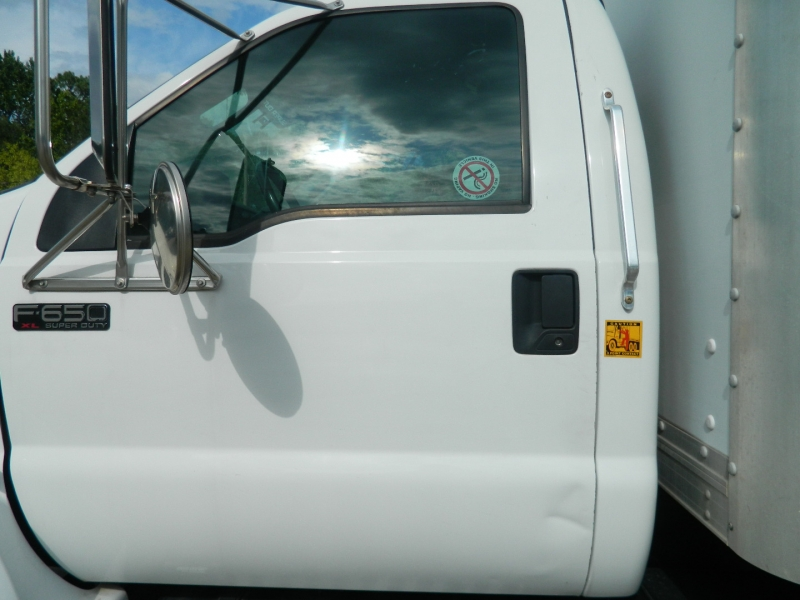 Ford Super Duty F-650 Straight Frame 2012 price $29,495