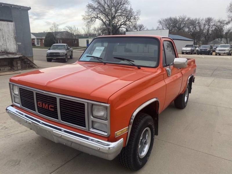 GMC R/V 1500 Series 1987 price $22,500