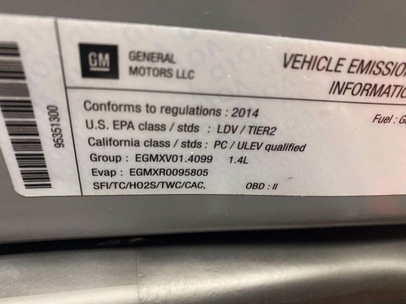 Buick Encore 2014 price $13,000