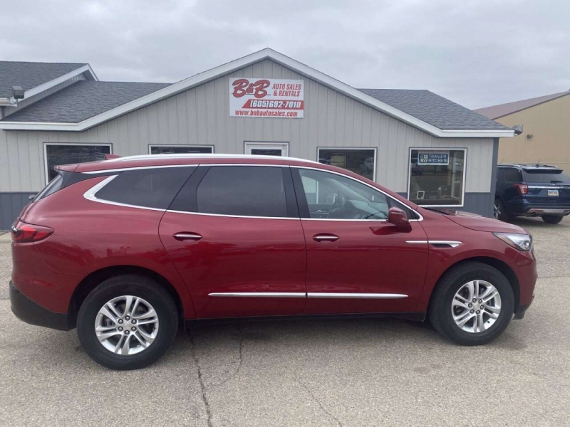 Buick Enclave 2020 price $33,000