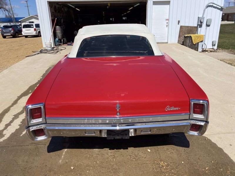 Oldsmobile Cutlass 1967 price $30,000