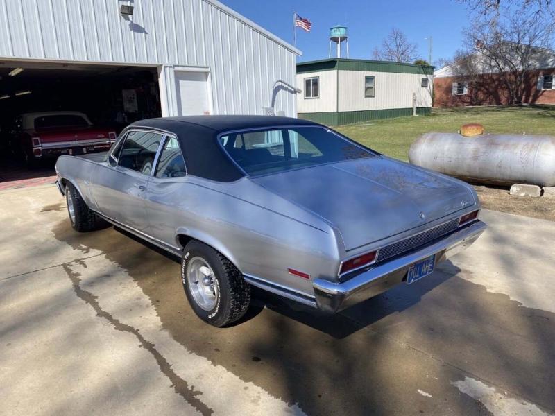 Chevrolet Nova 1970 price $37,500