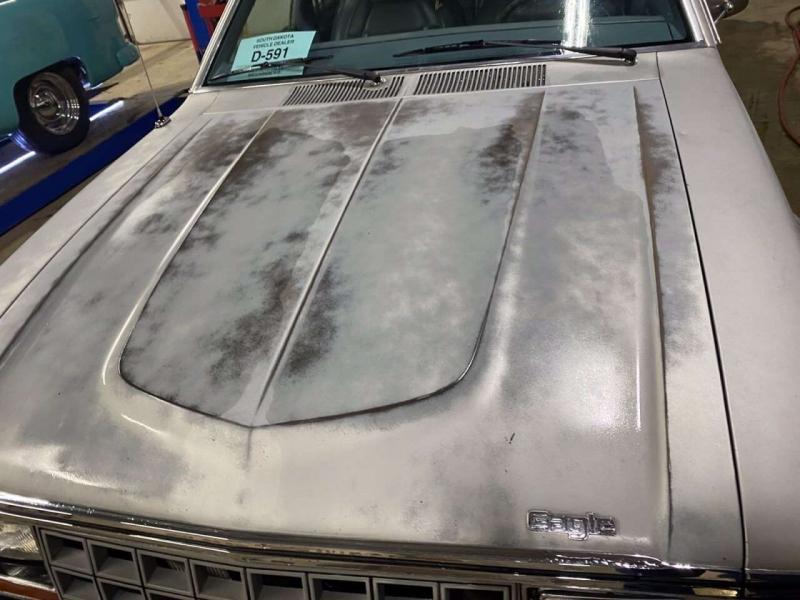 AMC Eagle 30 1986 price $7,900