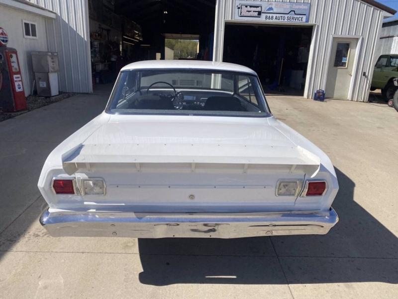 Chevrolet Nova 1965 price $30,000
