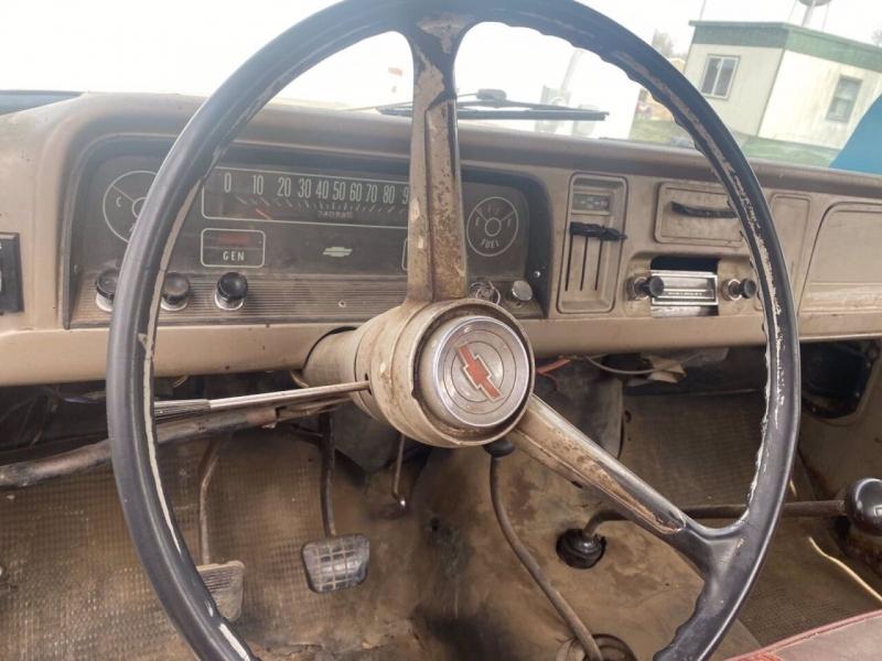 Chevrolet C/K 20 Series 1965 price $10,000