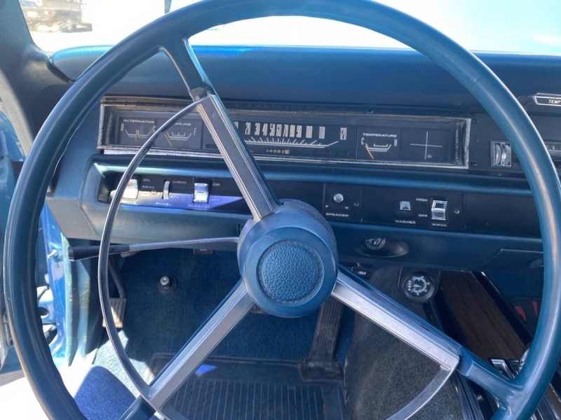 Plymouth Roadrunner 1968 price $42,500