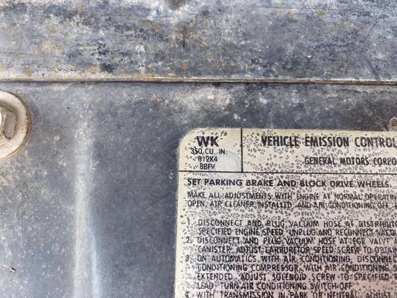 GMC K1500 4x4 1978 price $6,300