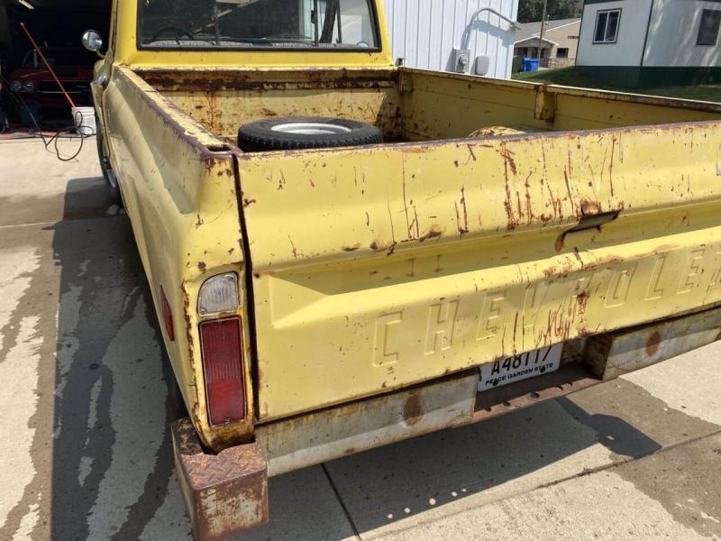 Chevrolet C/K 20 Series 1970 price $13,000