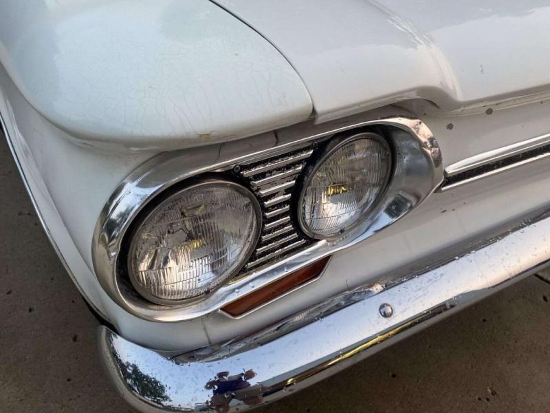 Chevrolet Corvair Monza Convertible 1964 price $9,500
