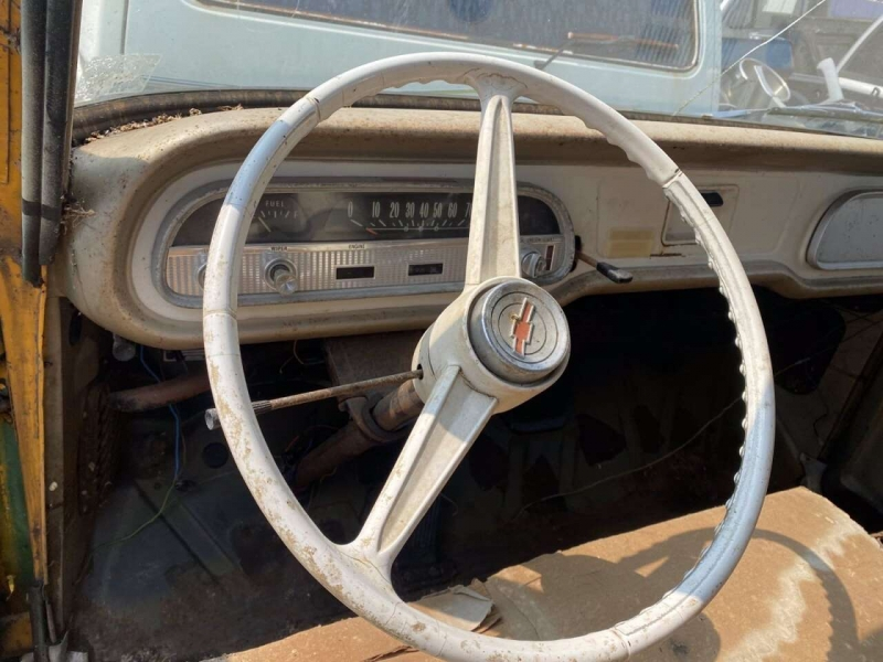 Chevrolet Corvair Van 1962 price $2,500