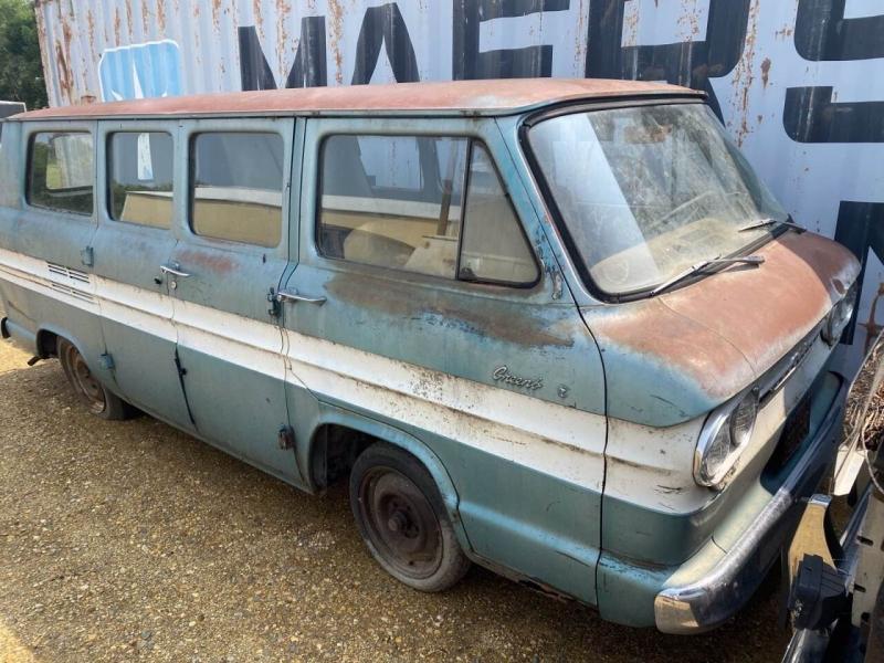 Chevrolet Corvair Van 1961 price $1,500