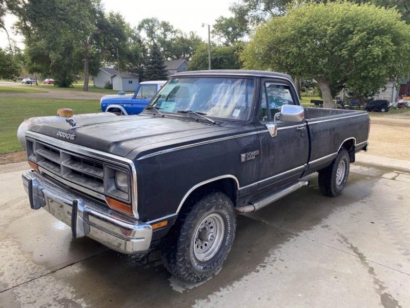 Dodge RAM 150 1989 price $7,500