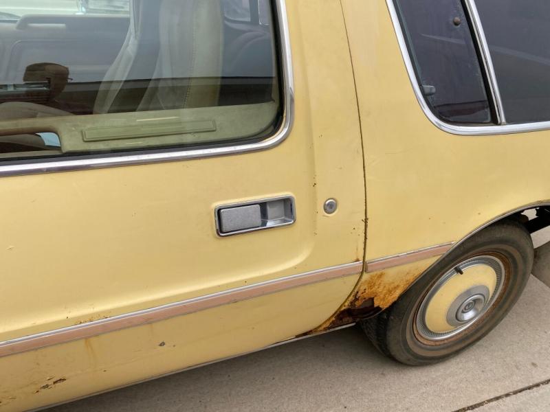 AMC Pacer 1979 price $3,900