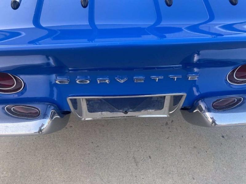 Chevrolet Corvette 1968 price $42,500
