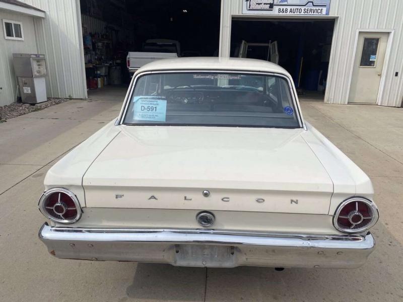 Ford Falcon 1965 price $8,900