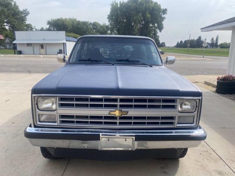Chevrolet Blazer 1987 price $19,000