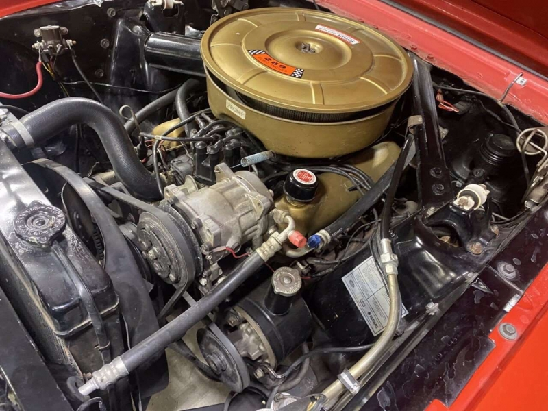 Ford Mustang 1965 price $55,000