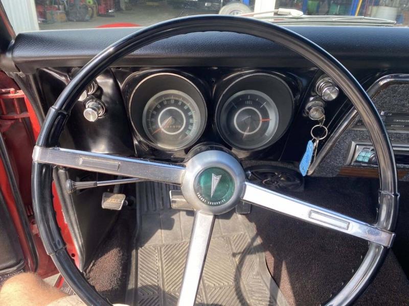 Pontiac Firebird 1967 price $34,000