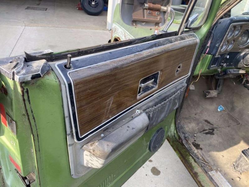Chevrolet Blazer 1975 price $5,500