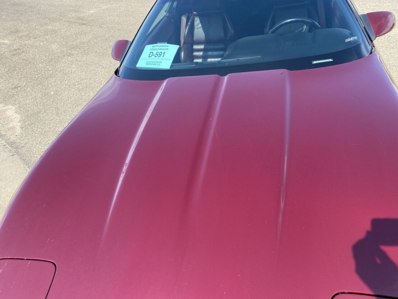 Chevrolet Corvette 1993 price $13,000