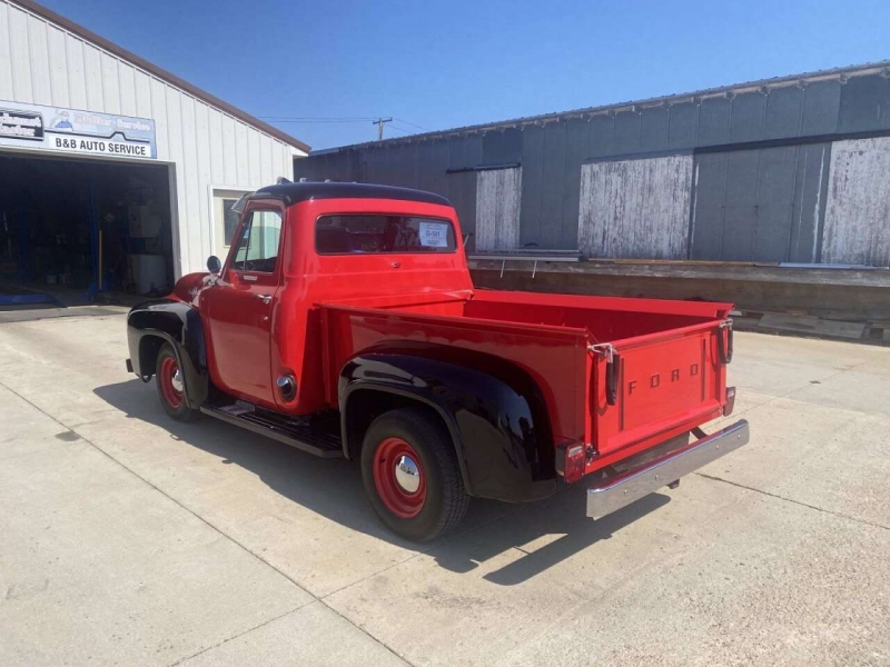 Ford F-100 1955 price $47,500