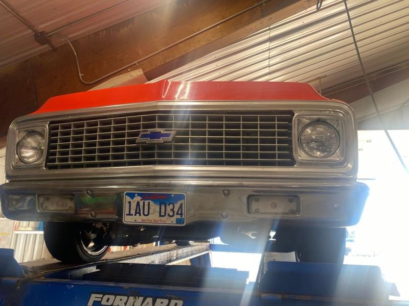 Chevrolet C/K 10 Series 1972 price $26,000