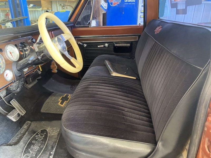 Chevrolet C/K 10 Series 1971 price $25,000