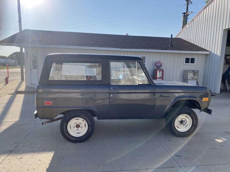 Ford Bronco 1976 price $55,000