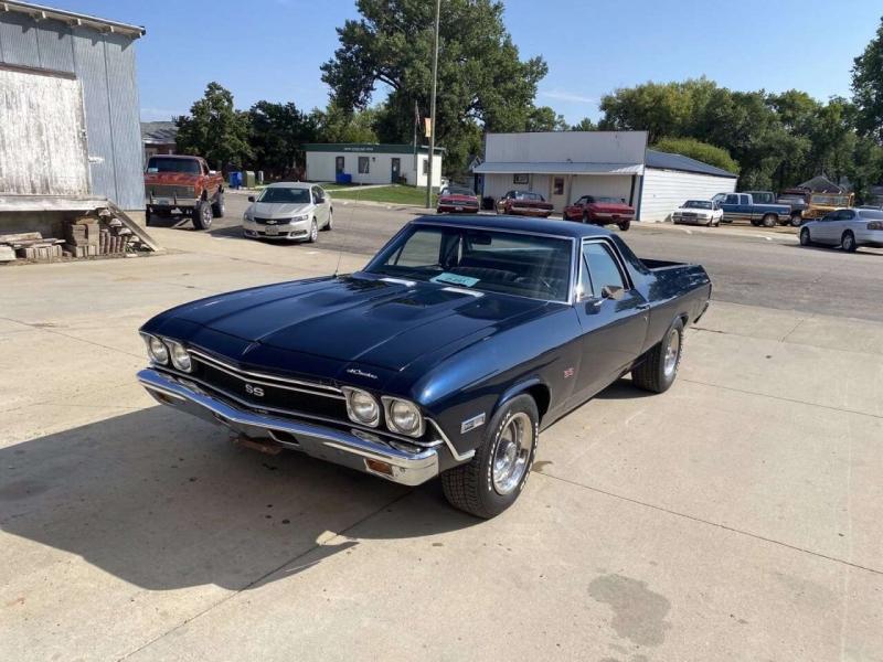 Chevrolet El Camino 1968 price $24,000