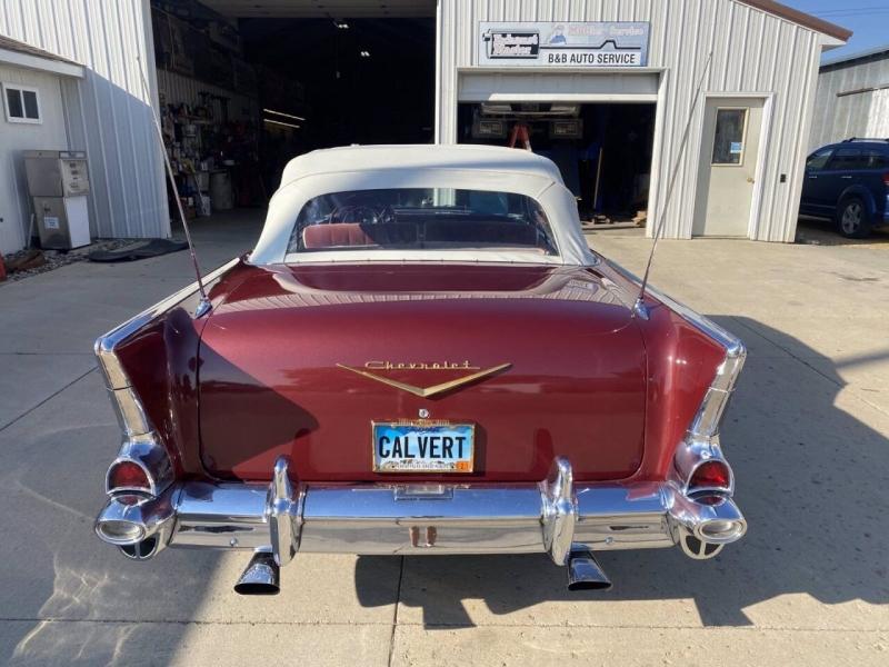 Chevrolet Bel Air 1957 price $79,000