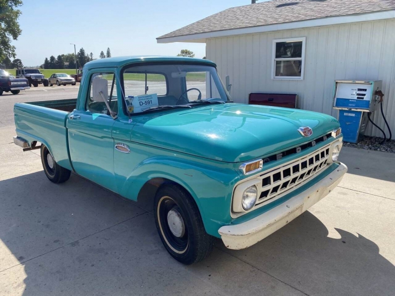 Ford F-100 1965 price $16,000
