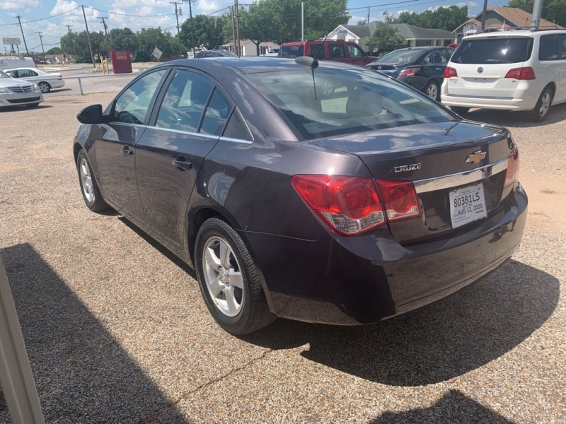 CHEVROLET CRUZE LIMITED 2016 price $9,800