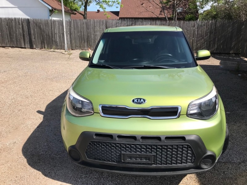 Kia SOUL 2015 price $7,900