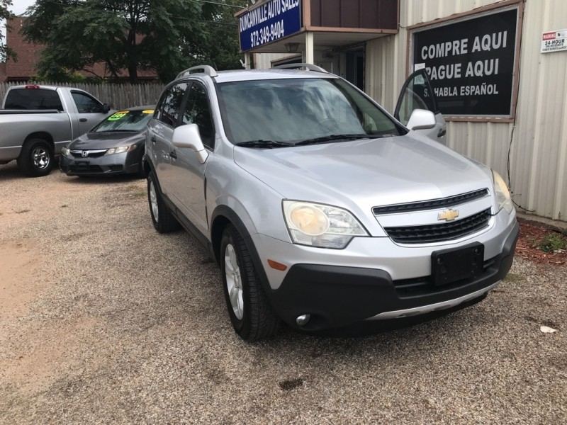 CHEVROLET CAPTIVA 2013 price $7,599