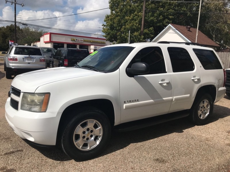 CHEVROLET TAHOE 2009 price $9,950